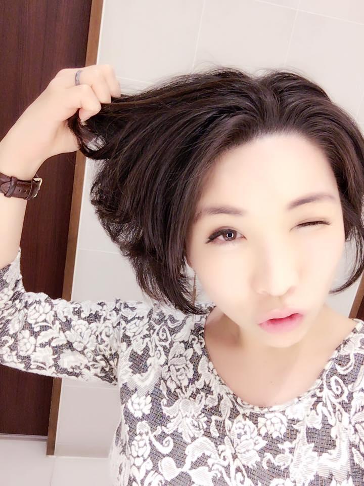 髪のびたーーー(´3`)
