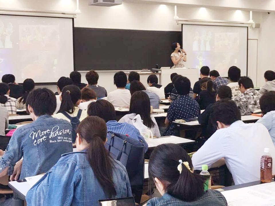 今日の講義も楽しかったー!!!